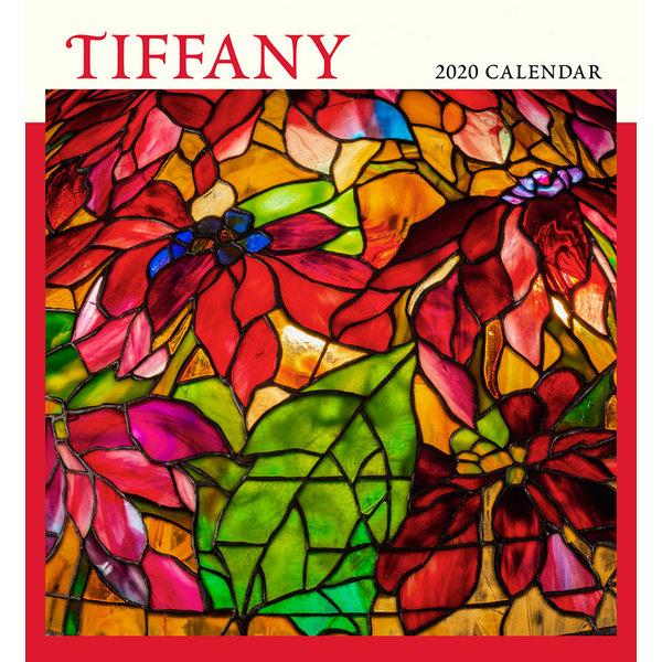 Pomegranate Tiffany Louis Comfort Kalender 2020
