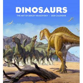 Pomegranate Dinosaurier - Dinosaur Kalender 2020