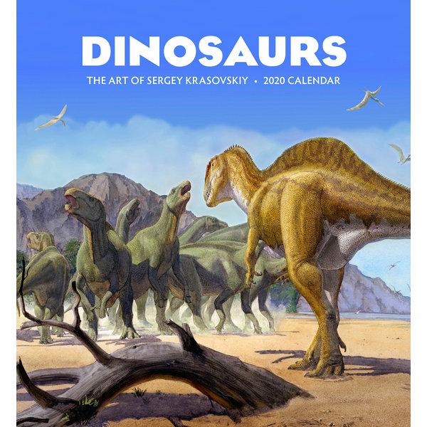 Pomegranate Dinosaur The Art Of Sergey Krasovskiy Kalender 2020