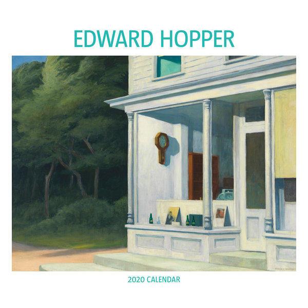 Pomegranate Edward Hopper Kalender 2020
