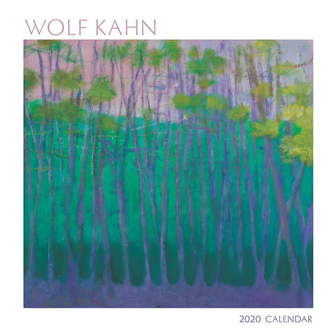 Wolf Kahn Kalender 2020