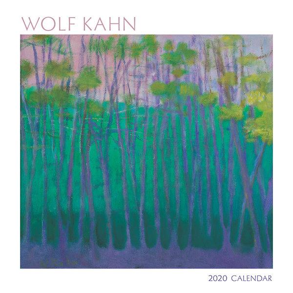 Pomegranate Wolf Kahn Kalender 2020