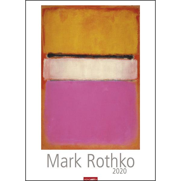Weingarten Mark Rothko Kalender 2020