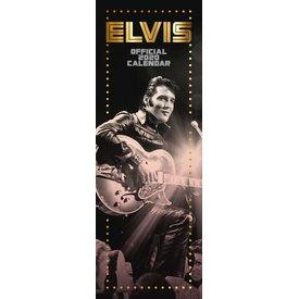 Danilo Elvis Presley Slimline Kalender 2020