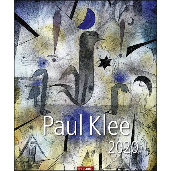 Weingarten Paul Klee Kalender 2020