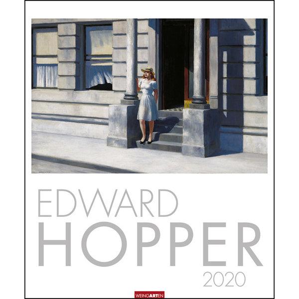 Weingarten Edward Hopper Kalender 2020