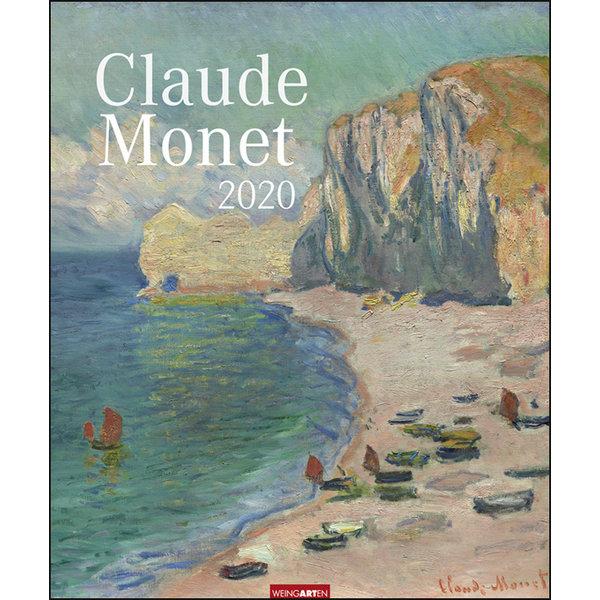 Weingarten Claude Monet Kalender 2020