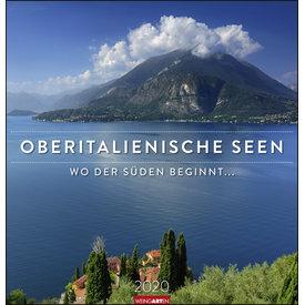 Weingarten Noord-Italiaanse Meren Kalender 2020