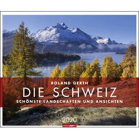 Weingarten Die Schweiz Kalender 2020