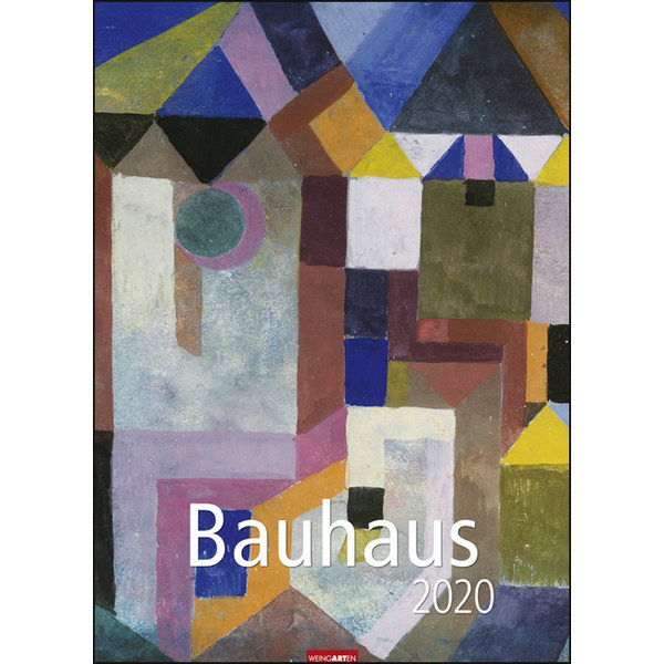 Weingarten Bauhaus Kalender 2020