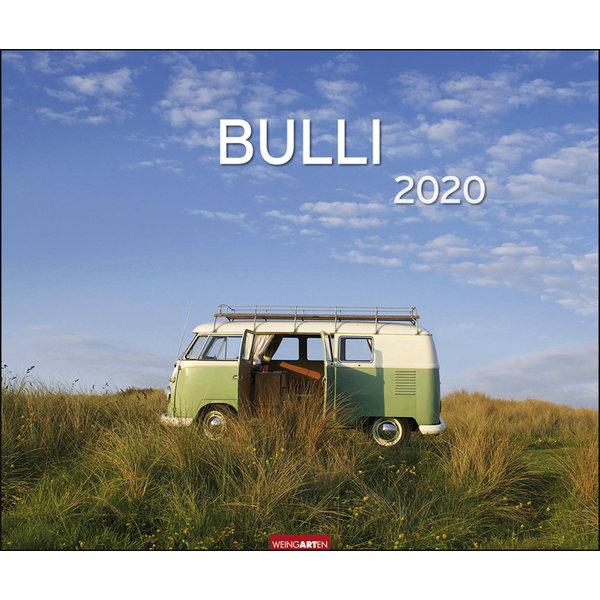 Weingarten Volkswagen Bus - VW Camper Kalender 2020