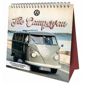 Danilo Volkswagen Campers Tischkalender 2020