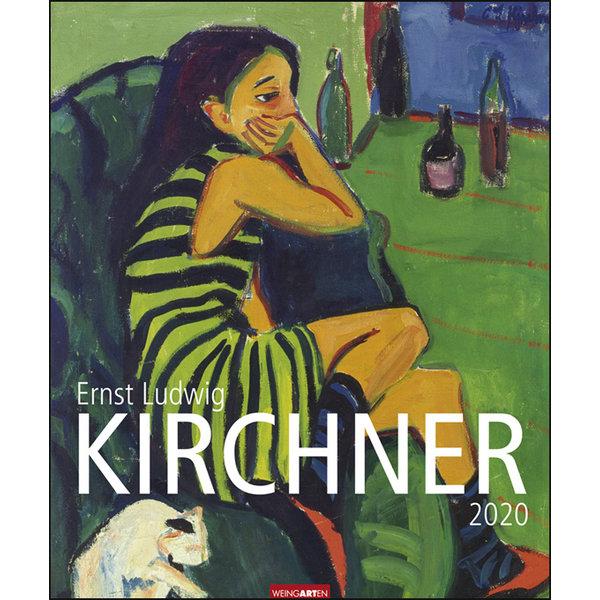 Weingarten Ernst Ludwig Kirchner Kalender 2020