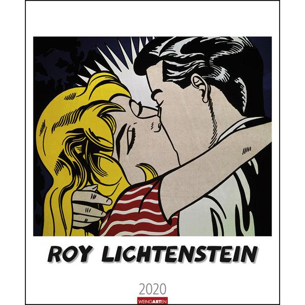 Weingarten Roy Lichtenstein Kalender 2020