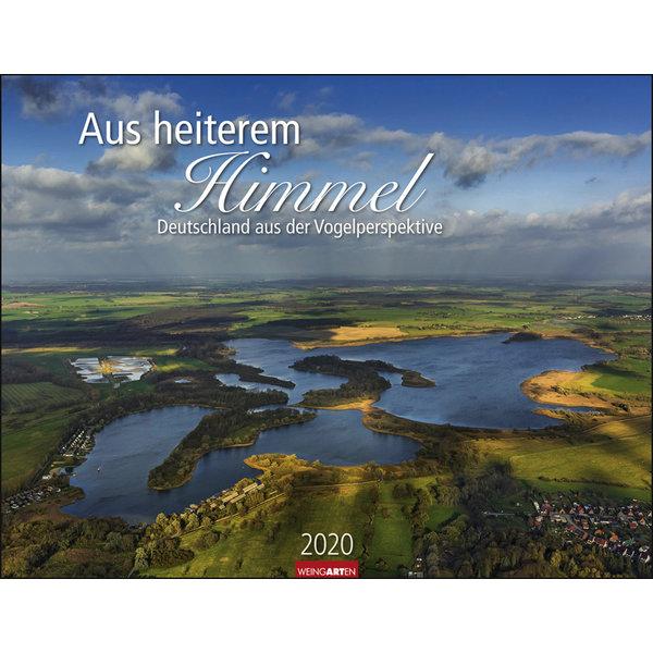 Weingarten Aus heiterem Himmel Kalender 2020