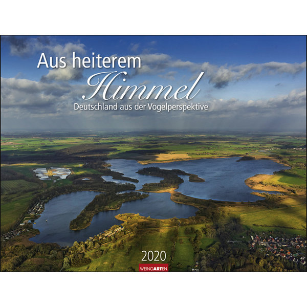 Weingarten Duitsland in Vogelvlucht Kalender 2020