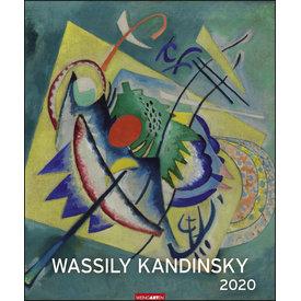 Weingarten Wassily Kandinsky Edition Kalender 2020