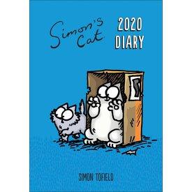 Portico Designs Simon's Cat Agenda 2020