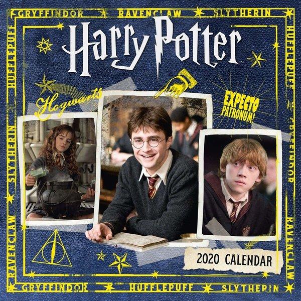 Danilo Offizielle Harry Potter Kalender 2020