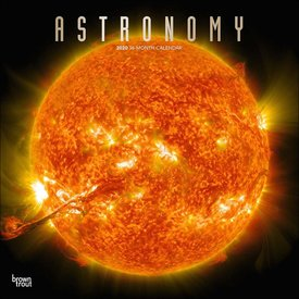 Browntrout Astronomie - Astronomy Kalender 2020