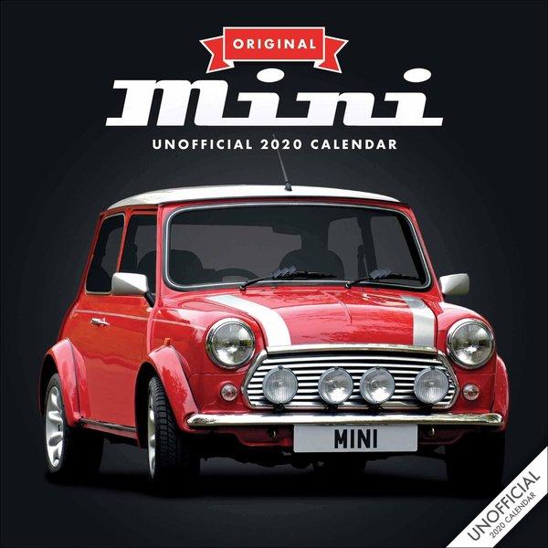 Carousel Mini Cooper - Mini Morris Kalender 2020