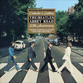 Danilo The Beatles Collectors Edition Kalender 2020