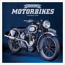 Carousel British Motorbikes Kalender 2020