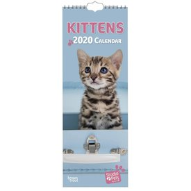Studio Pets By Myrna Kittens Studio Pets Slimline Kalender 2020