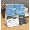 New York Tischkalender 2020