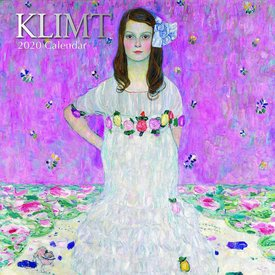 The Gifted Stationery Klimt Kalender 2020