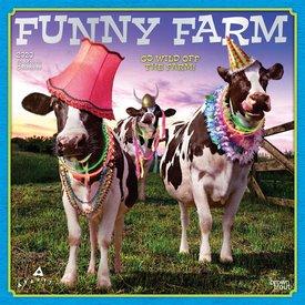 Browntrout Funny Farm Kalender 2020