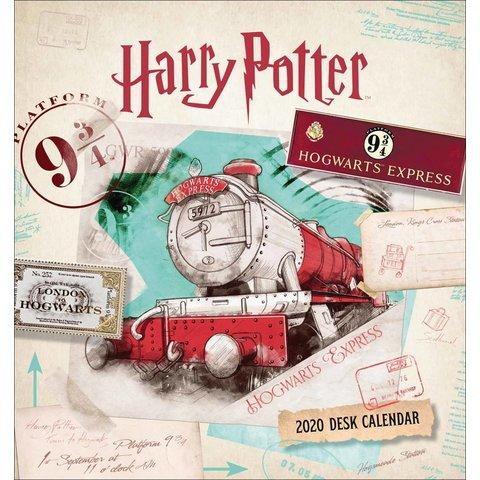 Harry Potter Bureaukalender 2020