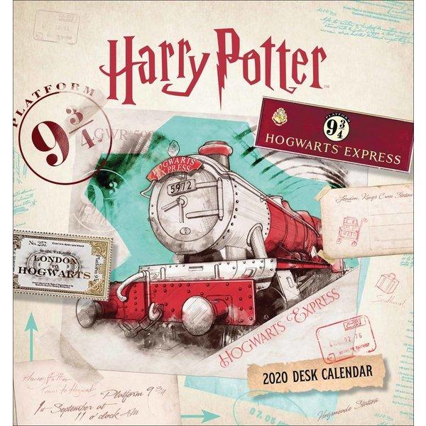 Danilo Officiële Harry Potter Bureaukalender 2020