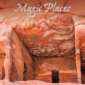 Browntrout Magic Places Kalender 2020