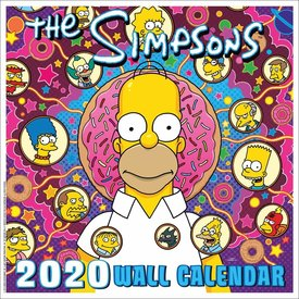 Danilo Die Simpsons Kalender 2020