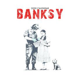 OC Calendars Banksy A3 Kalender 2020