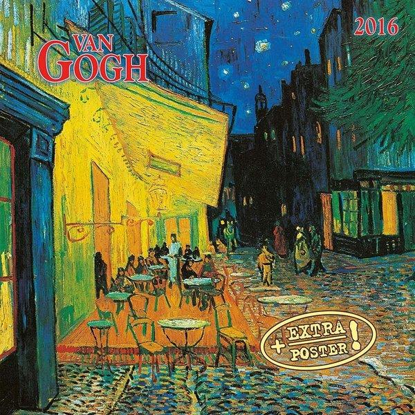 Tushita Vincent van Gogh Kalender 2020 met Poster