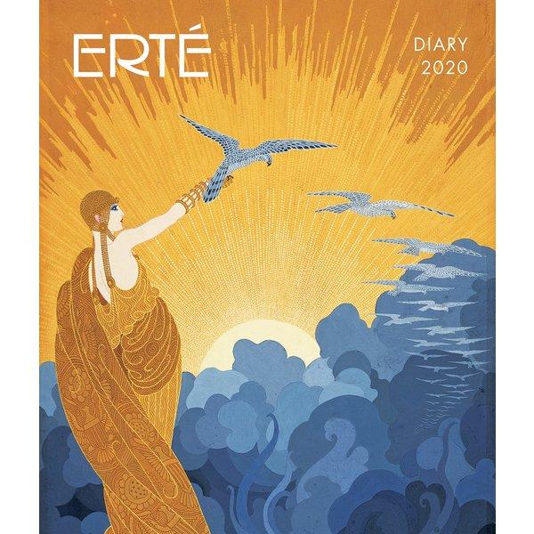 Flame Tree Erté Bureau Agenda 2020