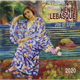 Tushita Henri Lebasque Kalender 2020