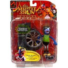 Palisades Muppet-Show Aktiefiguur Crash Helmet Gonzo