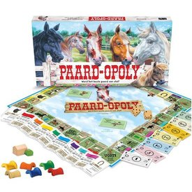 Late For The Sky Paard-Opoly Gezelschapsspel