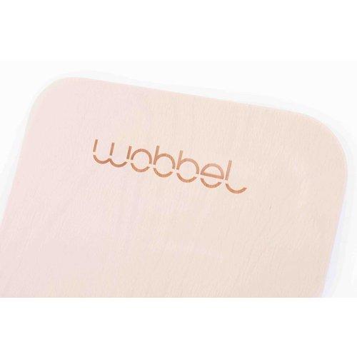 Wobbel Balance Board Wobbel Pro Blank  met  Vilt