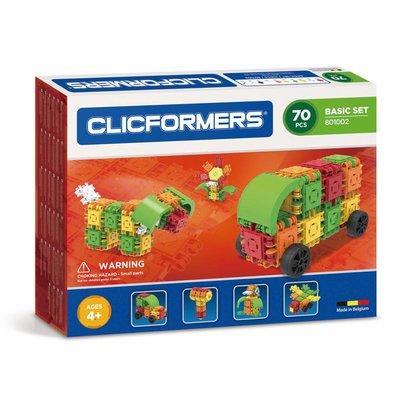Clicformers Basis Set 70 stuks