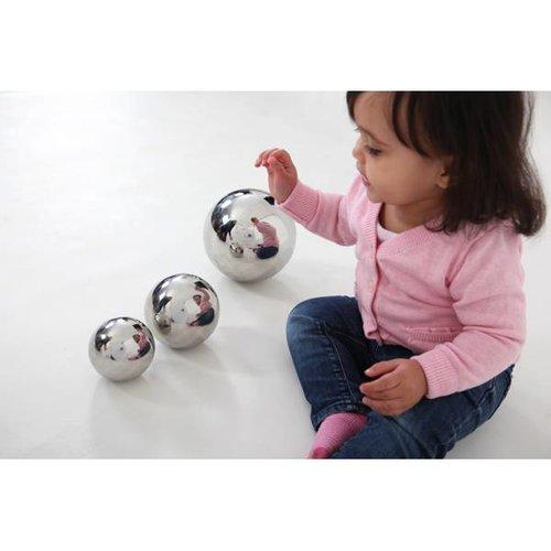 Sensorische Spiegelballen set van 4