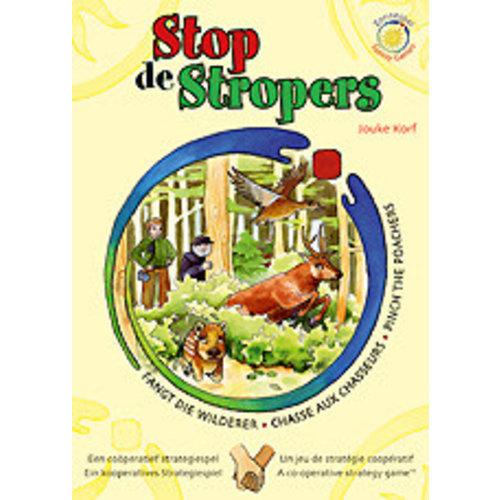 Sunny Games / Zonnespel Stop de Stropers - coöperatief bordspel