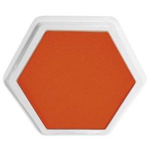 Mega stempelkussen Oranje