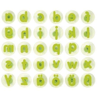 Reuzenstempels Alfabet (30 delig)