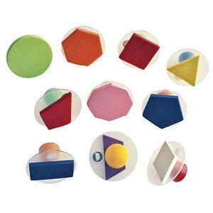 Reuzenstempels vormen (10 delig)