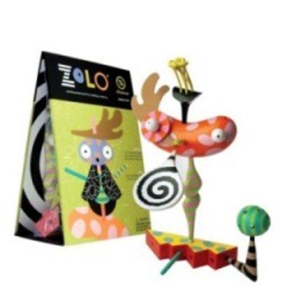 Zolo Chance -constructie speelgoed