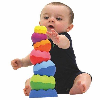 Fat Brain Toys Tobbles Neo, stapeltoren